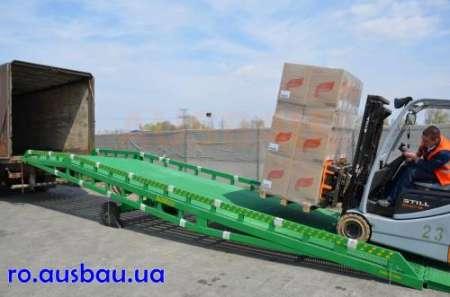 rampa mobila de ridicare hidraulica ausbau 1
