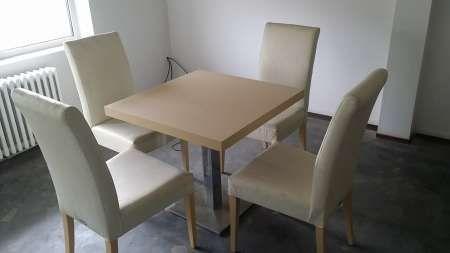 mese si scaune pentru restaurant 1