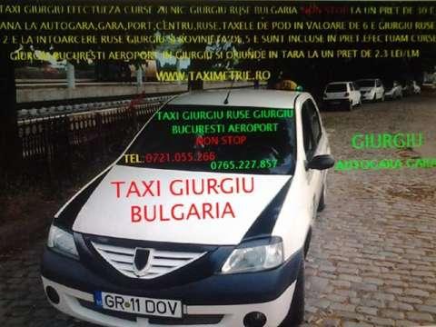taxi giurgiu efectuiaza curse bucuresti aeroport tel 266 1