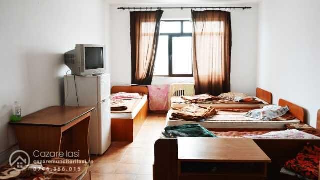 camere de inchiriat 1- 6 paturi in iasi, cazare muncitori 1