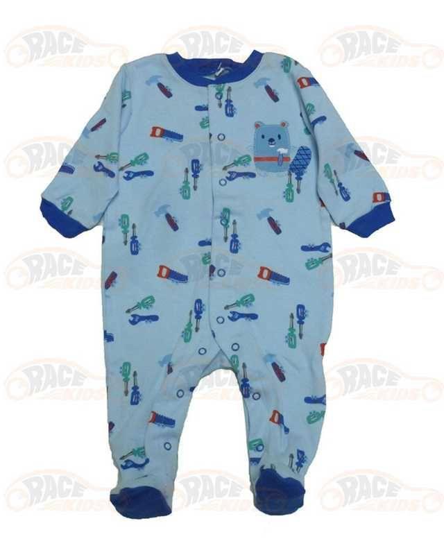 pijamale baietei ieftine din bumbac 2