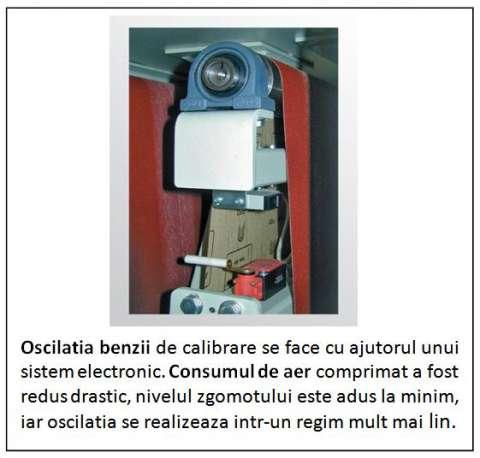 masina industriala de calibrat maxima 2rk - sicar 3