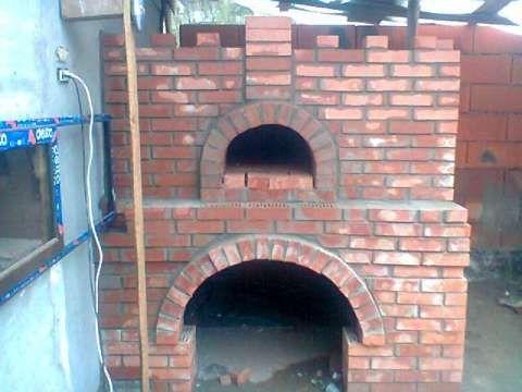 construiesc cuptoare pizza, paine, bbq, seminee, beciuri piatra( caramida) 1