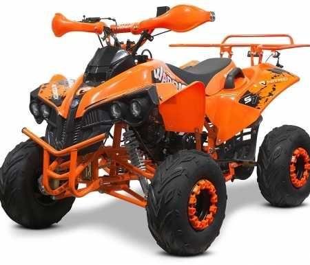 produs nou: atv  nitro quad warrior rs 125cc 2021 1