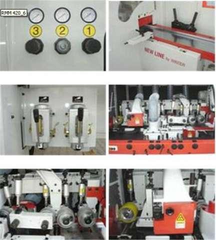 masina de prelucrat pe 4 fete profimax 4- 20 - winter 3