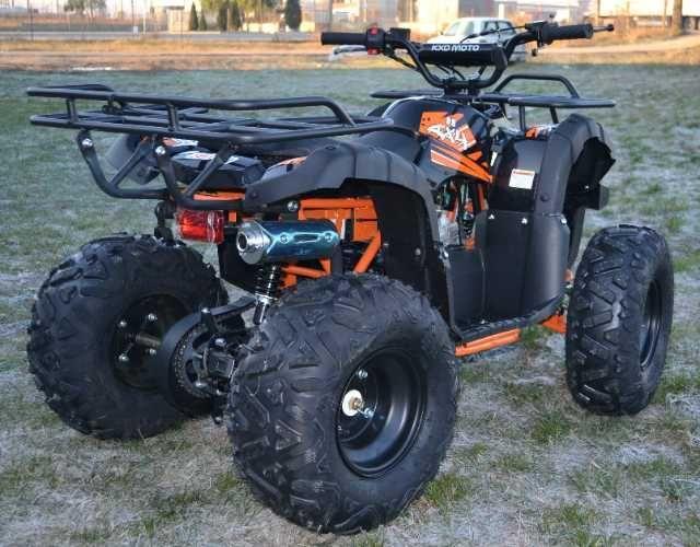 ! promotie ! atv kxd motors hummer led m8, 2021, semi- automat 3