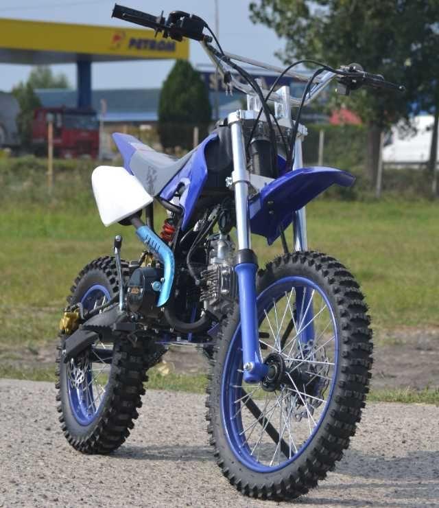 motocross db607 125cc automata 14/ 12 1
