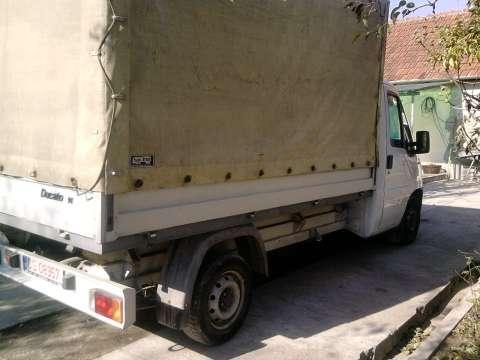 vand urgent camioneta fiat ducato model 99 2