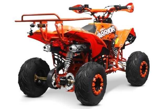 produs nou: atv  nitro quad warrior rs 125cc 2021 4