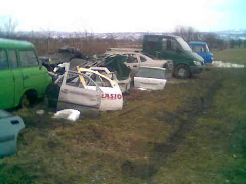 dezmembrari auto in tg ocna 4