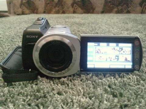 vand, camera, video, sony, dcr- sr35 8