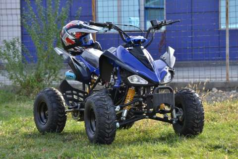 atv raptor luncher 125 cc 2