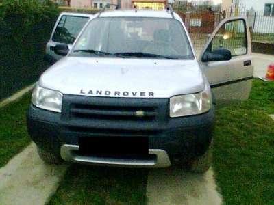 land rover freelander td4 2