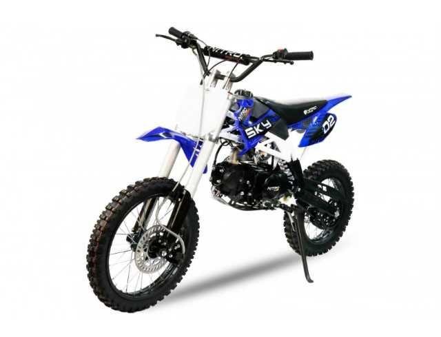 oferta: motocross sky 125cc manual 14/ 12 4