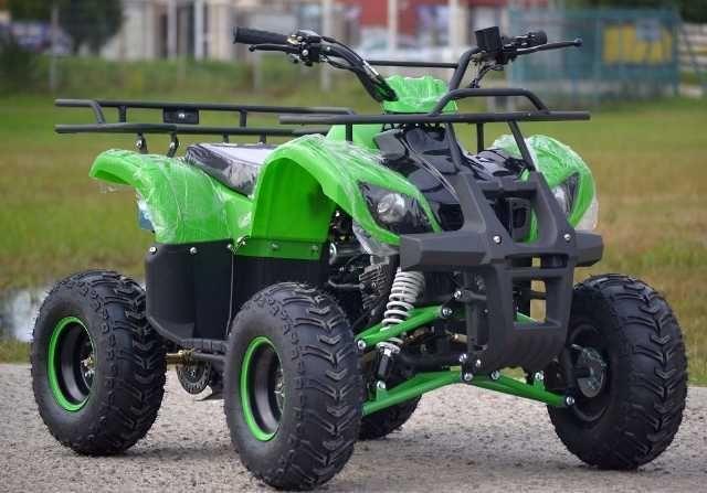 atv ege of toronto 125cc, 3g7 tractiune 4w2 5