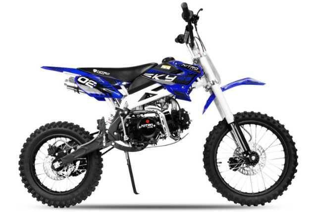 oferta: motocross sky 125cc manual 14/ 12 3
