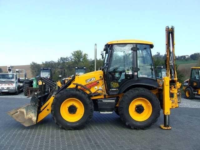 jcb 4cx sm - buldoexcavator 2
