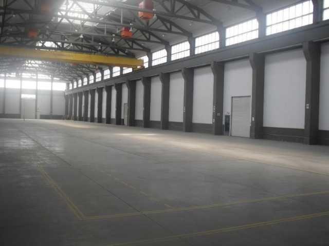 hala industriala 4. 665 mp + teren 8. 500 mp 4