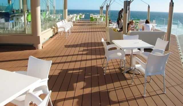 pardoseli rezistente pentru exterior cu decking wpc si lemn termotratat 1
