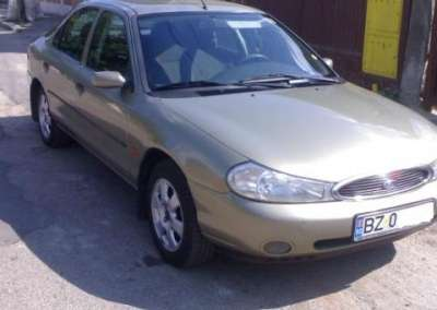 ford mondeo 1, 8 i 3