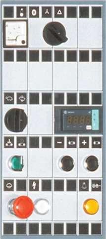 masina industriala de calibrat si slefuit persero 2rr - sicar 3