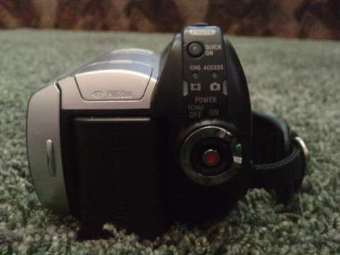 vand, camera, video, sony, dcr- sr35 5