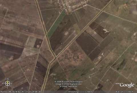 teren pecica - turnu ( zona industriala pecica - arad) 7