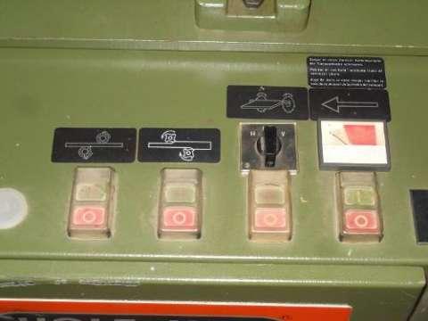 masina de aplicat cant holzher 5