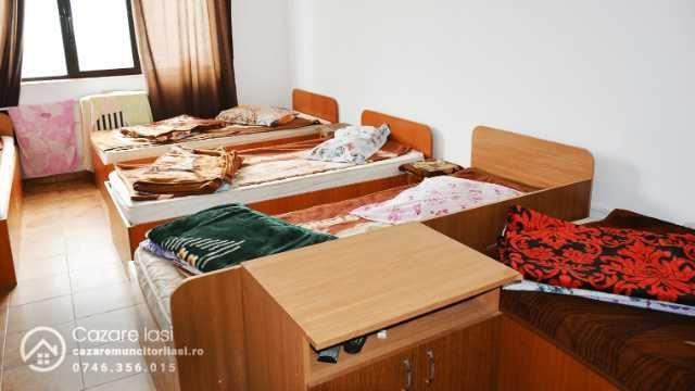 camere de inchiriat 1- 6 paturi in iasi, cazare muncitori 5