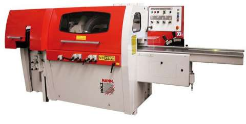 masina de prelucrat pe 4 fete vs 25 - 5 pm - holzmann 1