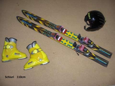 ski set complet pentru copii 5