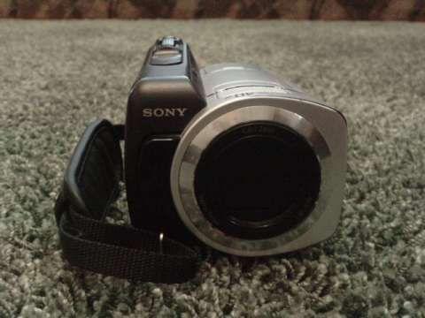 vand, camera, video, sony, dcr- sr35 3