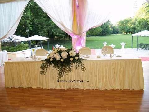 select events organizeaza nunti, botezuri, petreceri copii, petreceri firma, nunta la cort 1