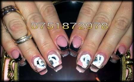 aplic unghii cu gel braila 8