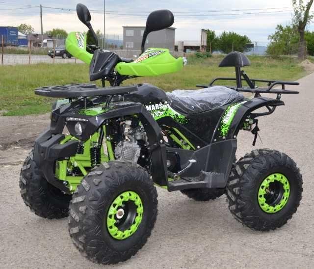 atv  nitro quad marshh 125cc import germania 2020! ! 4