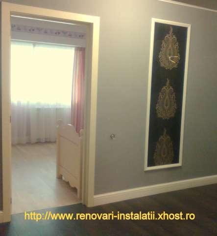 amenajari interioare, instalatii, renovari. 1
