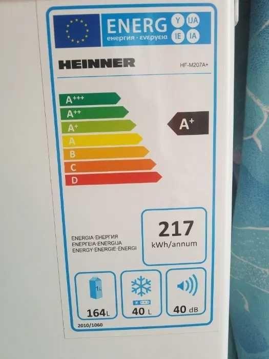 frigider heinner 204l ( stare perfecta) 4