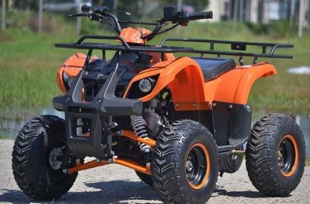 atv ege of toronto 125cc, 3g7 tractiune 4w2 3