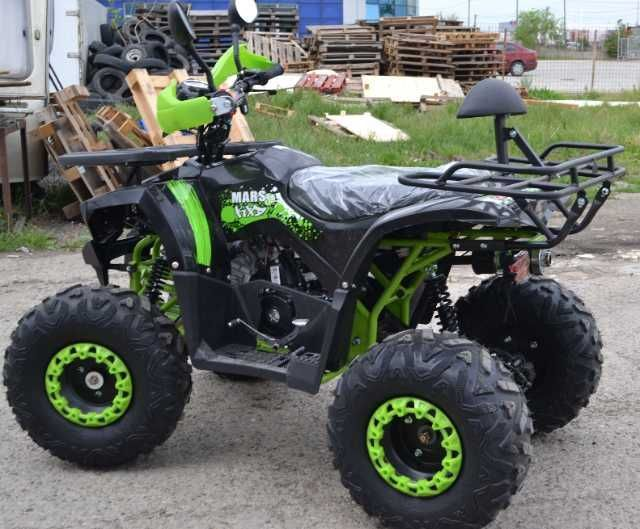 atv  nitro quad marshh 125cc import germania 2020! ! 5