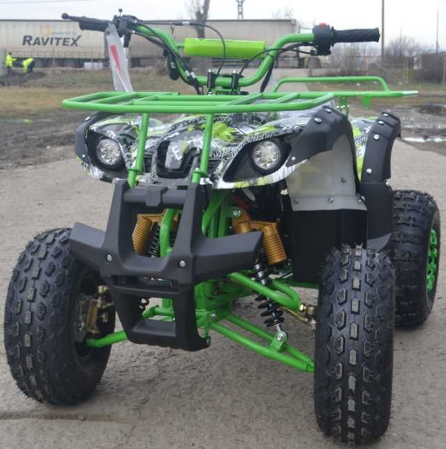 ! promotie ! atv nitro motors toronto  quad  m8, 2021, semi тАУ automat 1