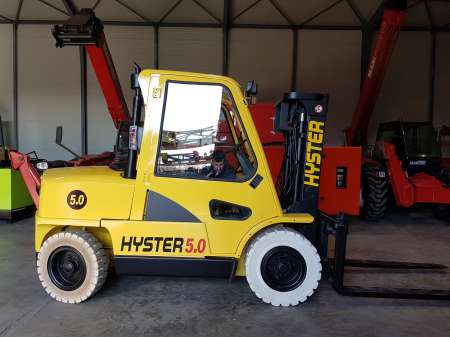 motostivuitor marca hyster model h5. 00 xm 1