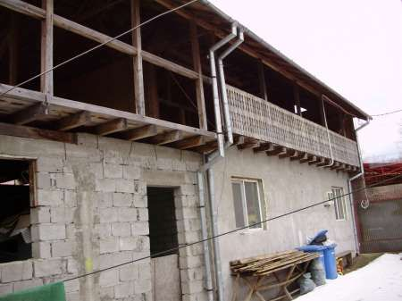 vand casa nefinalizata com. tisau ( id179) 4
