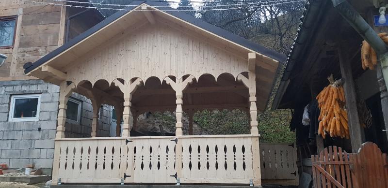 inchiriez cabana 4