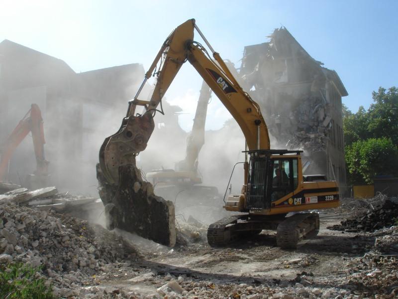 demolare constructii civile si industrale 1