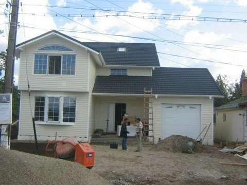 constructii case structura lemn la cheie 2