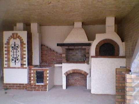 cuptoare pentru pizza si paine din caramida 2