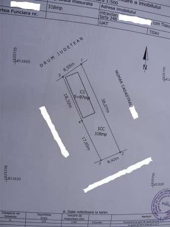 vand casa nefinalizata com. tisau ( id179) 1
