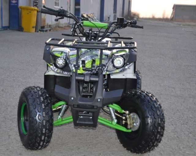 atv 125cc grizzly graffity deluxe automat 1
