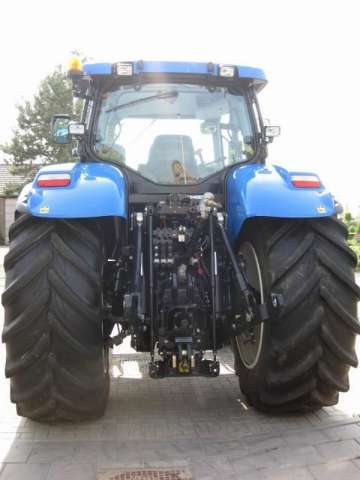 tractor new holland t7040pc 1