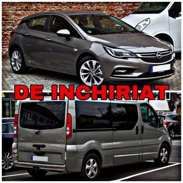 inchirieri auto timisoara / rent a car arad / microbuze 12